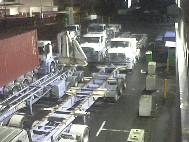 Tapper Transport Webcam